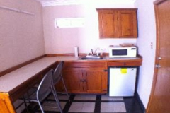 Livit guest suite - kitchen