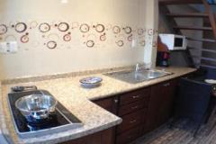 Livit guest suite - studio-kitchen